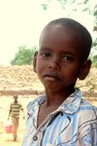 Djiboutian παιδιά, Αφρική Στοκ Εικόνες