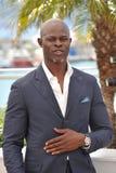 Djimon Hounsou Στοκ Εικόνες