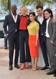 Djimon Hounsou et Cate Blanchett et America Ferrera et Jay Baruchel et Kit Harington Image stock