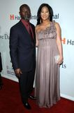 Djimon Hounsou, Kimora Lee Stock Photography