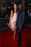 Djimon Hounsou,Kimora Lee Stock Images