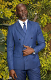 Djimon Hounsou Stock Photography