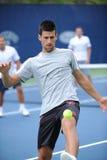 Djokovic # 2 at Roges Cup 2010 (29) Stock Photos