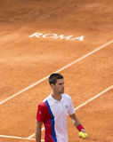 Djokovic Royalty Free Stock Photo