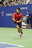 Djokovic Novak США раскрывает 2015 (191) Стоковое Изображение
