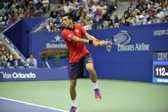 Djokovic Novak США раскрывает 2015 (177) Стоковая Фотография RF