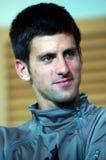 Djokovic Novak # 3 in ATP portrait (190) Royalty Free Stock Image
