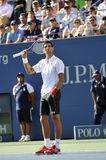 Djokovic Novak (BSR) USOPEN (216) Photos stock