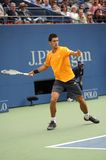 Djokovic Novak in US öffnen 2009 (19) Lizenzfreie Stockfotografie