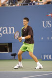 Djokovic Novak at US Open 2008 (10) Stock Photo