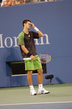 Djokovic Novak at US Open 2008 (15) Royalty Free Stock Images