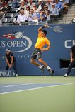 Djokovic Novak at US Open 2009 (14) Stock Photography