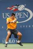 Djokovic Novak at US Open 2009 (9) Royalty Free Stock Photography