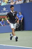 Djokovic Novak us open 2015 (91) Fotografia Royalty Free