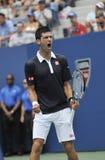 Djokovic Novak us open 2015 (106) Zdjęcie Royalty Free