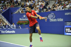 Djokovic Novak us open 2015 (177) Fotografia Royalty Free