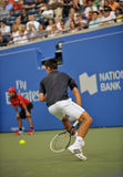 Djokovic Rogers Cup 2012 (14) Royalty Free Stock Image