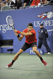 Djokovic Us Open 2013 (13) Stock Photography