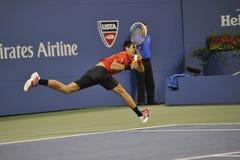Djokovic Us Open 2013 (11) Stock Photos
