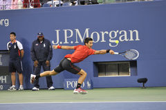 Djokovic Us Open 2013 (14) Royalty Free Stock Images