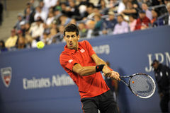 Djokovic US Open 2013 (12) Royalty Free Stock Photography