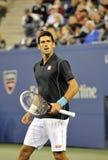 Djokovic US Open 2013 (373) Royalty Free Stock Images