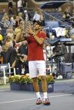 Djokovic winner of Open 2011 (14) Stock Image