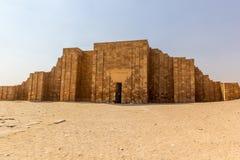 Djoser tomb Main Entrance Stock Photos