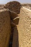 Djoser tomb South Entrance Stock Photo