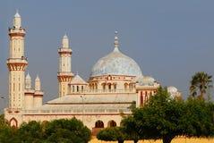 djourbel μουσουλμανικό τέμενο&sig Στοκ Εικόνα