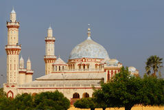 Djourbel mosque, Senegal. Famous Djourbel mosque, islamic site, Senegal, Africa Stock Image