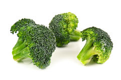 Djupfryst broccoli Royaltyfri Fotografi