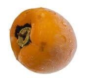 djupfryst persimmon Arkivfoton
