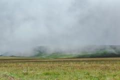 Djupt Cloudly Royaltyfri Foto
