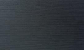Djupt svart wood laminatmaterial Royaltyfria Bilder