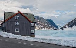 Djupvatnet lake, Norway. Royalty Free Stock Photos