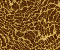 djur hud Arkivfoto