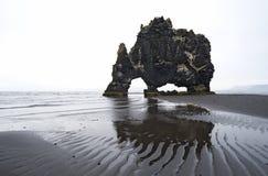 djur jätte- rock Arkivbilder