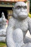 djur kinesisk apastatyzodiac Fotografering för Bildbyråer