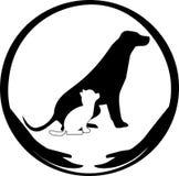 djur skyddar Arkivbild