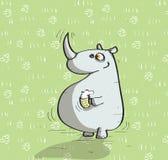 Djur som har gyckel No.11 Royaltyfri Foto