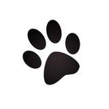 Djur tafsar trycket Fotografering för Bildbyråer