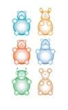 djura bubblor Royaltyfria Foton