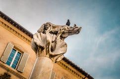 Djura symboler - Italien Arkivfoto