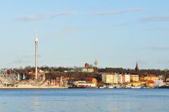 Djurgarden, Stockholm Stock Image