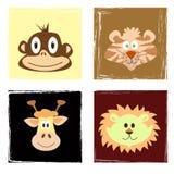 djurliv Royaltyfri Bild