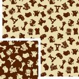 djursafari vektor illustrationer