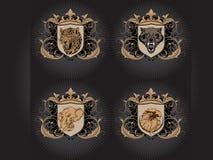 djurskräck Royaltyfri Fotografi
