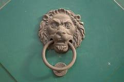 Djursymboler i archutecture Royaltyfria Bilder