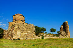 Djvari church Stock Photography